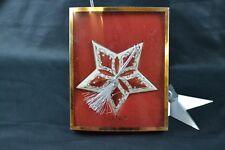 Lenox China Jewels Ruby Star Ornament Mib