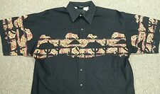 Brooks and Dunn Mens L Shirt Country and Western Arizona Cactus Mountains