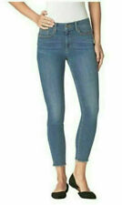 1252)  Jessica Simpson Ladies High Rise Skinny Ankle Jean light wash 4/27