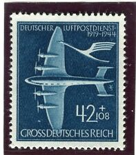 GERMANY;  1944 early AIRMAIL Service issue MINT MNH 42pf.  value