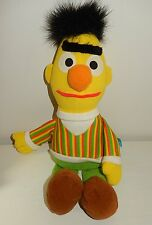Peluche plush BERT vintage toys JIM HENSON Muppets SESAME STREET 1995