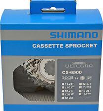 NEW 2017 Shimano ULTEGRA 9 Speed Road Cassette Fit Dura Ace Sram- CS-6500: 12-25