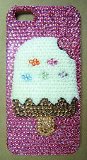 iPhone SE Case, Handmade Crystal Ice Cream Bling Bling Case for iPhone SE 5/5S