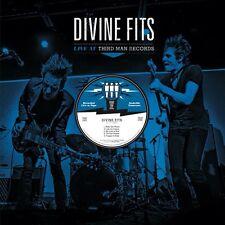 Divine Fits Live At Third Man Records 06-17-2013 vinyl LP NEW sealed