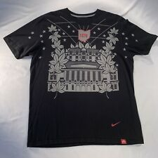 Nike Ohio State Black T-Shirt Men's Size XL X Large