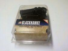 Blackhawk Serpa Matte Right Hand Ruger Sr9 Paddle and Belt loop Nip