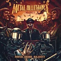 Metal Allegiance - Volume II: Power Drunk Majesty [New CD]