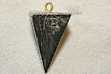 12 oz Pyramid Surf Fishing Lead Weights - 7 Sinkers - Free Shipping
