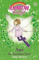 Amy the Amethyst Fairy: The Jewel Fairies Book 5 (Rainbow Magic), Meadows, Daisy