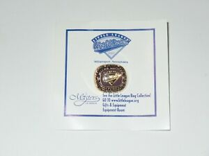 Little League World Series Collectible Ring Pin LLWS 2002