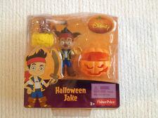 Disney Halloween Jake The Pirate Figure Fisher-Price