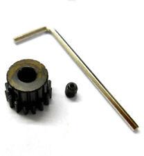 Pièces et accessoires noirs pour véhicules RC 1:6 1/10