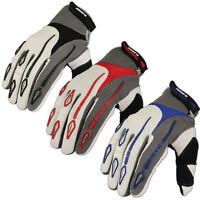 Azure Motocross Gloves Racing Cycling Enduro MTB Mountain Bike MX Off-Road 3655