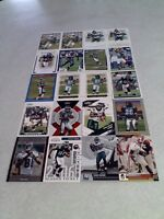 *****Reggie Brown*****  Lot of 40 cards.....23 DIFFERENT / Football