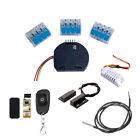 Shelly Addon mit Sensoren, Magnetschaltern, Fernbedienung, Wandtaster