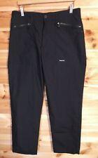 "Rohan Bags Black Trousers 34"" Hiking Walking Outdoors"