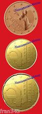EUROS ANDORRE 5 10 - 20 Centimes ENSEMBLE DE 3 Monnaies 2014 SC / 3 Pièces UNC