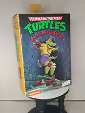 "Neca Teenage Mutant Ninja Turtles 7"" Mondo Gecko and Kerma Action Figures New"