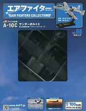 Hachette Air Fighter Collection Vol 8 American Army A-10C Thunderbolt II 1/100