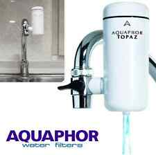 AQUAPHOR TOPAZ Faucet Tap Drinking Water Filter 750 Litres