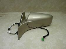 03-07 CADILLAC CTS LEFT LH DRIVER SIDE POWER REARVIEW DOOR MIRROR HEATED GOLD