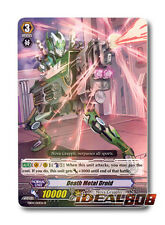 Cardfight Vanguard  x 2 Death Metal Droid - EB04/010EN - R Pack Fresh Mint