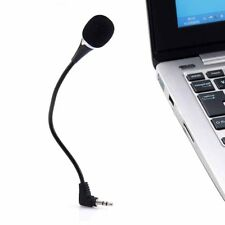 3.5mm Mini Microphone Studio Teaching For Mobile Phone Laptop Accessory Prop