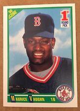 MO VAUGHN 1990 Score #675 Rookie Card NM/M BOSTON RED SOX RC