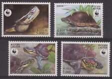 WWF Lao postfris 2004 MNH 1927-1930 - Schildpad / Turtle (238)