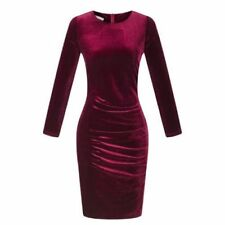 Plus Size Short/Mini Stretch, Bodycon Dresses for Women