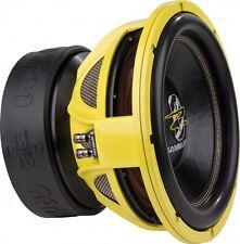 """Subwoofer Ground Zero GZNW 12XSPL 30 cm 2x1Ω 4500 watt  12""""  spl"""