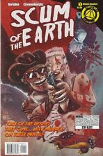 SCUM OF THE EARTH #1 MAIN COVER (ACTION LAB)