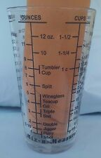 Hic DEZINE 2 Cup Mix N Measure Glass Measuring Cup