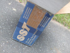 OMC SST Propeller - Part # 387525, NOS stainless steel prop