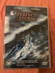 The Perfect Storm (DVD Region 4) Ex-rental - George Clooney, John c. Reilly