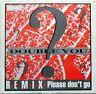 DISCO VINILE 33 GIRI Double You? – Please Don't Go (Remix) ITALY 1992