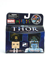Marvel Minimates Agent Coulson & Frost Giant Series 39 Thor Mighty Avenger New