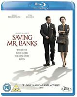 Saving Mr Banks BD [Blu-ray] [Region Free] [DVD][Region 2]