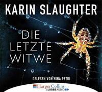 KARIN SLAUGHTER - GEORGIA-REIHE 7: DIE LETZTE WITWE  8 CD NEW