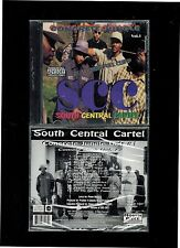 Concrete Jungle Vol. 1 {PA} by South Central Cartel (Brand New CD, 1999)