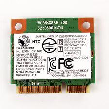 Atheros AR5B225 Wireless-N WIFI 300M+Bluetooth 4.0 Half Mini PCI-E Wireless Card