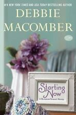 NEW - Starting Now: A Blossom Street Novel by Macomber, Debbie