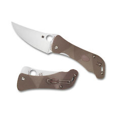 Spyderco C225GP Hundred Pacer Folding Knife