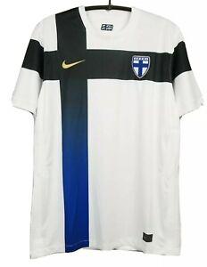 Finland home Jersey fan version