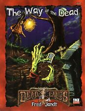 Dead Lands-The Way of the Dead-d20-RPG-Roleplaying Game-(SC)-very rare