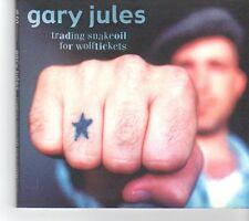 (FK199) Gary Jules, Trading Snake Oil For Wolf Tickets - 2003 CD