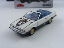 "Nissan Gazelle Cabrio ""Western Police"",Tomica Tomytec Lim.Vint. Neo WP-21, 1/64"