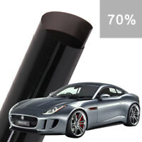 Window Tint Film 70% VLT Black Roll Car Auto House Home AU