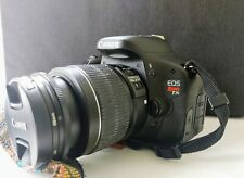 Canon EOS Rebel T3i / EOS 600D 18.0MP DSLR Camera with EF-S18-55mm lense