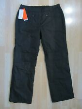 Womens Hawke & Co Snow Ski Pant Size L With Zip Leg and Storm Cuff